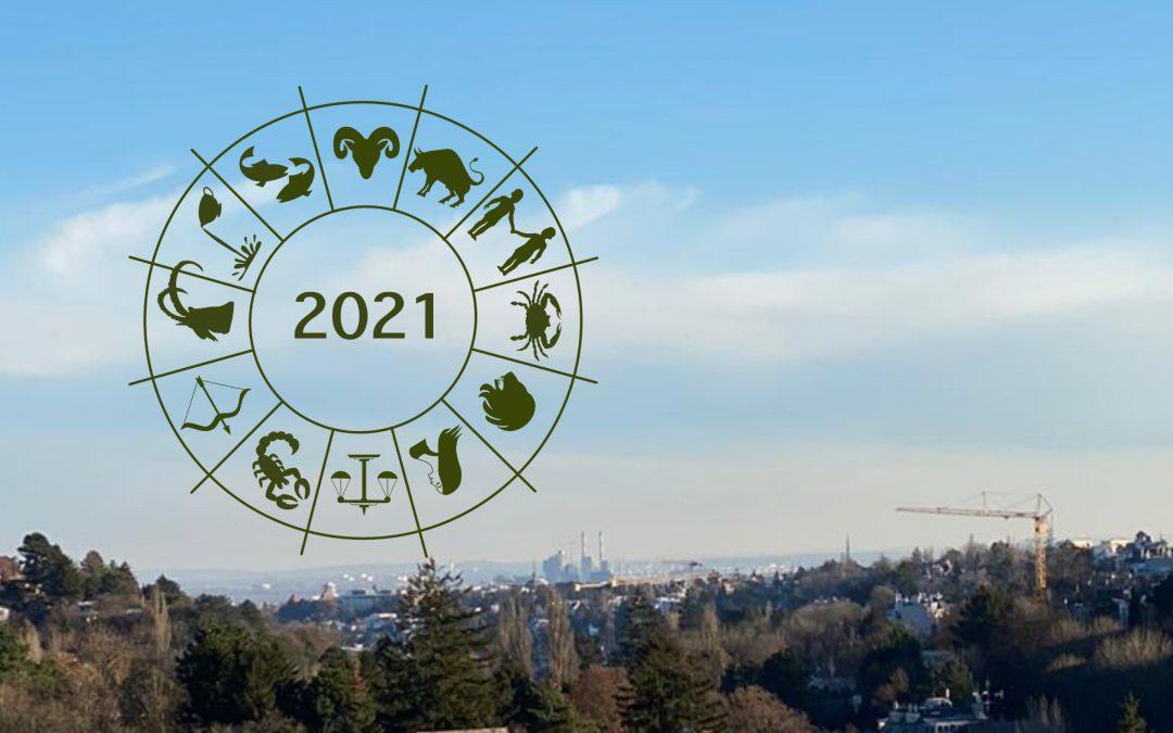 Wie wird unser 2021? Astrologische Vorschau