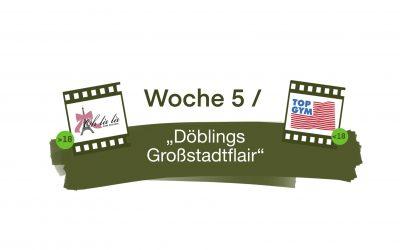 Woche 5 / Döblings Großstadtflair